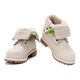 Timberland Teddy Fleece - Women's серые c флисом, нубук (36-40)